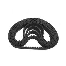 HTD 3M Closed Timing Belt Rubber Drive Belt 10/15mm Width 225mm Belt 75T