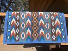 Ranch/yucca Type Saddle Blanket 34x38 Beautiful Quality By Canyon Rim Designs