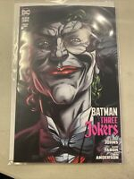 Batman Three Jokers Book #2 Variant E W/ Promo Card DC Comics 2020