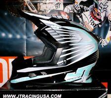 JT Racing ALS Cross Helm Yamaha Damen NEU Enduro Quad S Blau Suomy Thor Airoh YZ