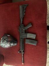 New listing G&g Armament Airsoft Gun With Mask.