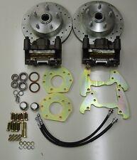 1964 1965 1966 mustang six cylinder disc brake conversion six cylinder 5 lug