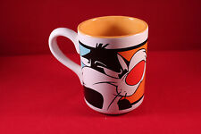 Sylvester Looney Tunes Coffee Mug Cup Sylvester Looney Tunes Gibson Coffee Cup