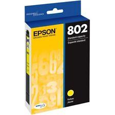 Epson DURABrite Ultra 802 Ink Cartridge - Yellow - Inkjet