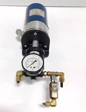 FAIRCHILD PRECISION REGULATOR 1210 B W/ KENDALL REGULATOR MODEL 10C