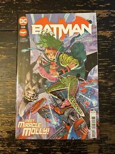 Batman #108 - 1st Full App Miracle Molly (DC) Free Combine Shipping