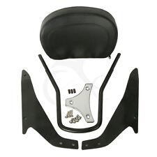 Black Detachable Sissy Bar Backrest For Suzuki Boulevard M109R 2006-2011 09 2010