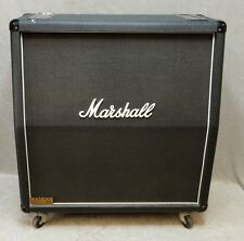 Marshall JCM 1960A 4x12 16 ohm speaker cab cabinet with casters made in UK