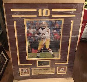 Washington Redskins Robert Griffin III 2012 NFL Offensive Rookie of the Year Ltd