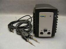 SmartHeat Soldering System MFR-PS2200 with Tweezers Oki 100-240V MFR-H4-TW