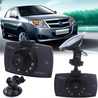 "1080p HD Dash Cam Wide Angle Night Vision Car DVR 2.4"" LCD Camera G Sensor  uk"