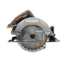 "NEW Ridgid R8652 GEN5X 18 Volt Hyper Lithium 7-1/4"" Circular Saw with Blade"
