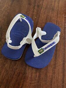 havaianas Kids flip flops Size 21