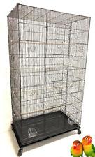 "55"" X-Large Flight Multiple Parakeet Canaries Finch LoveBird Bird Breeding Cage"