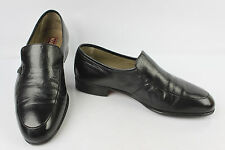 Mocassin MAGNANNI All Leather Black UK 7,5 / FR 41,5 VERY GOOD CONDITION