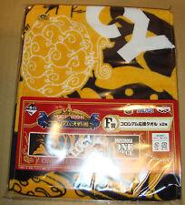 ONE PIECE ICHIBAN KUJI COLOSSEUM COTTON TOWEL No.0556 LUCY BANPRESTO JAPAN