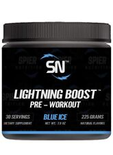 Lightning Boost Pre-Workout by Spier Nutrition