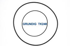 SET BELTS GRUNDIG TK248 REEL TO REEL EXTRA STRONG NEW FACTORY FRESH TK 248