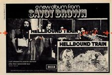 Savoy Brown LP advert Time Out clipping 1971/2