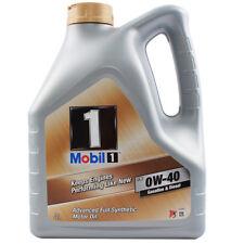 Mobil 1 FS 0W-40 4 Liter Motoröl New Life Nachfolger 4L