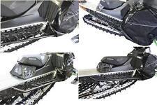 Skinz Protective Gear AirLoc Running Boards, Flat Black PAFRB200-AL-FBK
