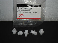 MGZT ROVER 75 TOURER TAIL LAMP LENS CLIP PKT 5 XFR000021 NEW GENUINE PART