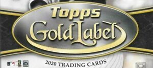 2020 Topps Gold Label - Rookies Stars Class 1 2 3 - You Pick Your Cards