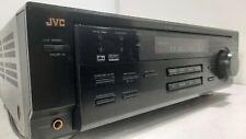 JVC RX-6020VBK A/V receiver with Dolby Digital, DTS, ●●TESTED■■