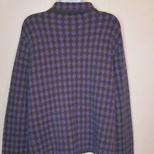Women's Pendleton Full Zip Sweater XL