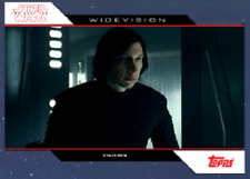 Topps Star Wars Card Trader THE LAST JEDI WIDEVISION KYLO REN Digital Card