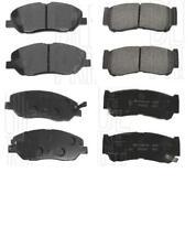 FOR HYUNDAI SANTA FE 2.2CRDI 2.7 V6 2006-2010 DISC BRAKE PADS FRONT REAR
