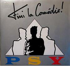 ++PSY fini la comedie/animal SP 1989 PROMO ARIOLA EX++