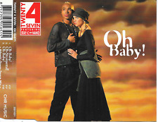 TWENTY 4 SEVEN - Oh baby! CDM 3TR Eurodance 1994 (CNR) Holland