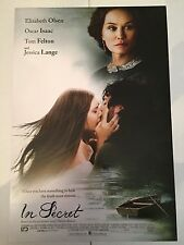 In Secret 2014 Movie Poster 11x17 Print
