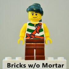 New Genuine LEGO Pirate Minifig Pirates 6239
