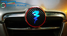 Alfa Romeo 147 156 159 166 Gt Mito Giulietta Scudo LED ABS Sticker Carbon Look