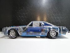 Race Car Richard Petty NASCAR Carousel Blue 1 24 Oldsmobile #43 1966 Model 18