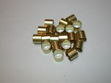 "20 x 9/16"" wide x 1/2"" Long Brass Ferrule, for Chisel Handle, Made in Sheffield"