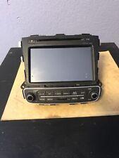 2014 2015 Kia Sorento CD Satellite Bluetooth Navigation Radio OEM 96560-1UAA0VA
