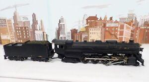 Vintage 1940's Varney HO Scale Cast Brass 4-8-4 Steam Engine & Tender