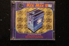 Kix Mix 9 - Pro DJ International Euro House Trance Kix FM  (BOX C85)