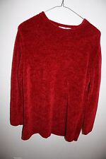 Women's Red Sweater Small