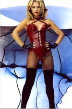 Sarah Michelle Gellar - In The Red One-Piece !