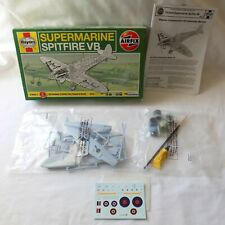 AIRFIX SUPERMARINE SPITFIRE VB, HAYNES MODEL KIT. 1:72 SCALE. NEW. 2011.