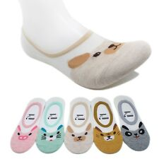 Lovely Cute Fashion Girls Ladies Women Socks Funny No Show Short Invisible Socks