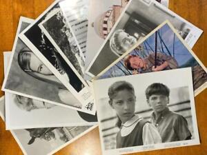 10 Child Movie Star Actors Old Movie Still Vintage Original Photo Lot A398