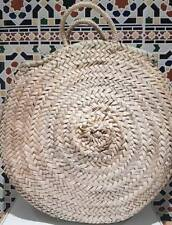 Small round French basket
