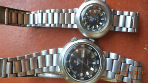 2 tissot T12 WOMAN AND MEN RARE SET