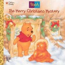 The Merry Christmas Mystery (Disney's Winnie the Pooh / Golden Look-Look Book) b