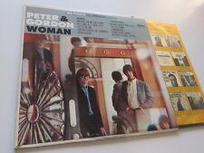 Peter & Gordon...... WOMAN US Capitol ORIGINALE VINILE: excellent/COVER: MINT -